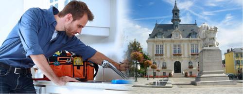 Dépannage plombier à Corbeil-Essonnes (91100)