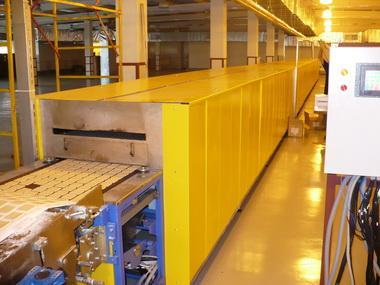 Оборудование для производства сахарного печенья