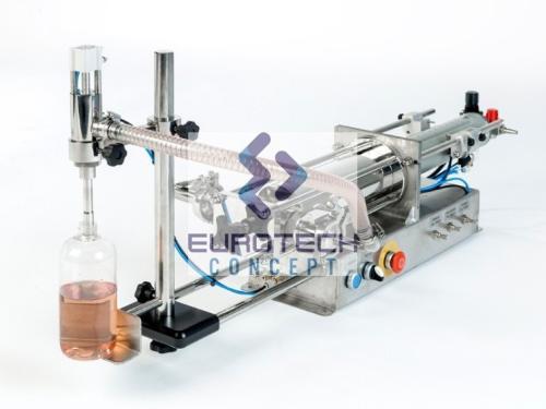 Remplisseuse volumétrique semi-automatique UVL01-ET