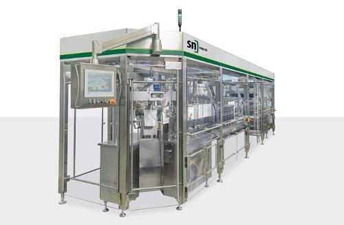 HFFS Beutelverpackungsmaschine FMH 80