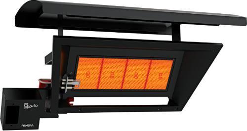 GUFO GT Ceramic Plate Radiant Heater