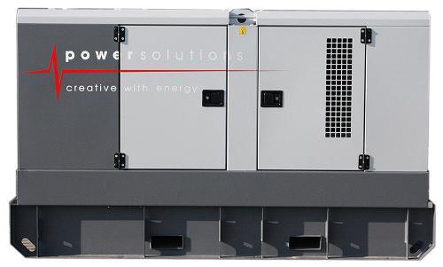 Générateur 110 kVA - Fiche technique