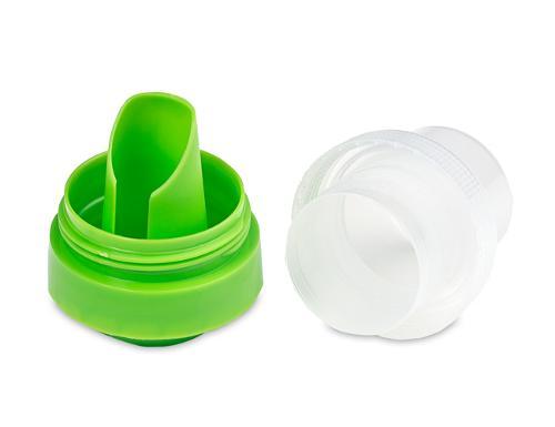 bouchons à vis en plastique