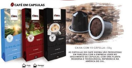 Café em Capsulas