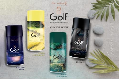 GOLF AMBIENT SCENT