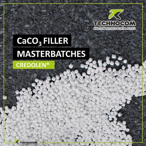 Суперконцентраты наполнителя Caco3 | Credolen®