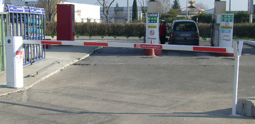 Barrière levante FBC Barrières automatiques