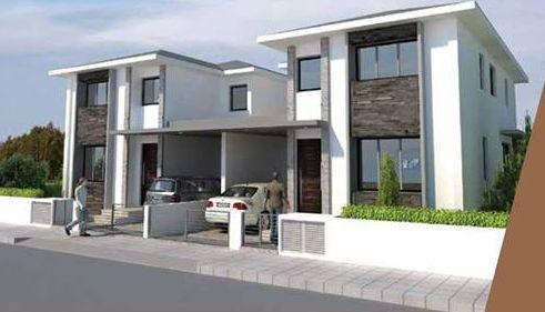 4 bedroom linked detached house (352 sq.m plot) for sale in
