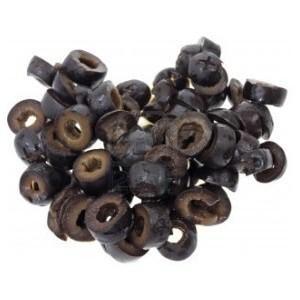 olives noirs et vertes