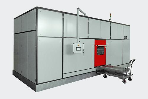 R4 Efficient Parts Cleaning For Large Volumes