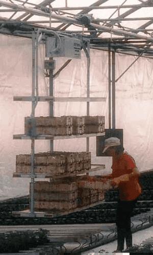Barre nebulizzanti