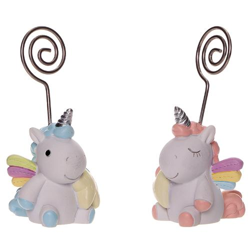 Unicorn with photoholder