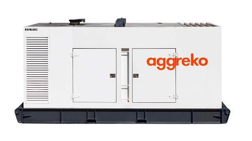 Groupe Électrogène Au Diesel De 500 Kva