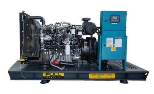 FP-200C PERKINS Diesel Generator Set