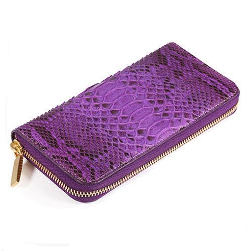 Fashion lady's Genuine Crocodile Leather wallets purses