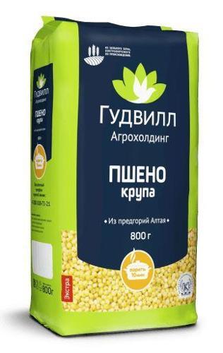 """Пшено шлифованное """"Экстра"""" 99,9% чистоты продукта"""