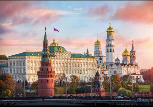 Moscow-Saint Petersburg- 8 days/7 nights