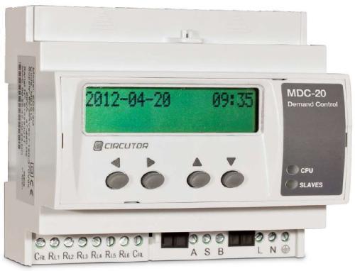 MDC-20 - Optimiseur d'énergie