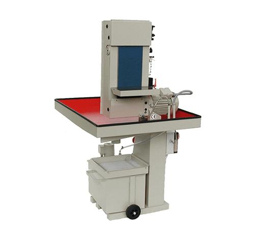 BS 75 W – BS 300 W surface belt grinding machine wet...
