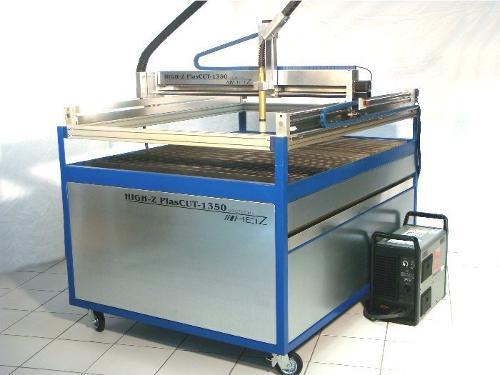 CNC Plasmaschneider / Plasmabrenner