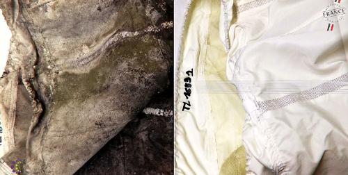 Nettoyage et réparations gaines textiles