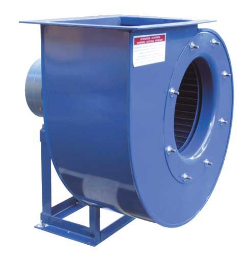 Ventilateur industriel centrifuge