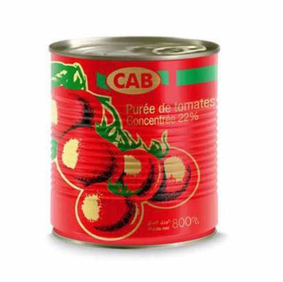 Purée De Tomates 800g