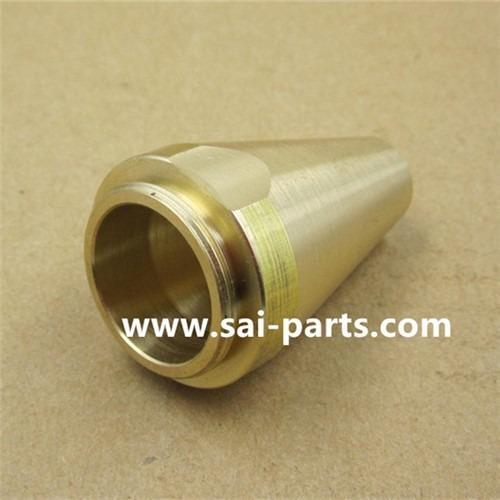 Torneado CNC de piezas mecánicas de precisión