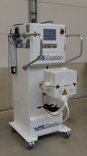 MB Coater - The Powder Coating Machine EPC