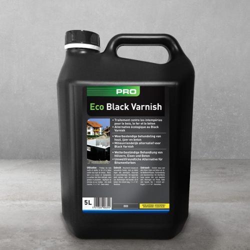 Eco Black Varnish