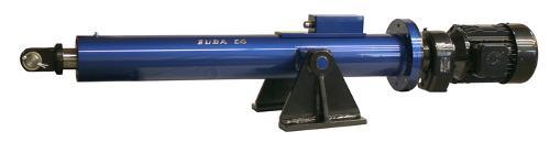 EUBA Elektro-Hubzylinder Typ C4