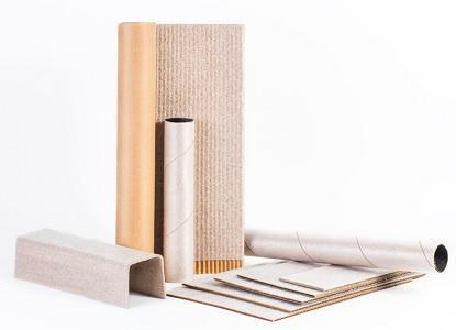 Protección ecológica cartón y foam