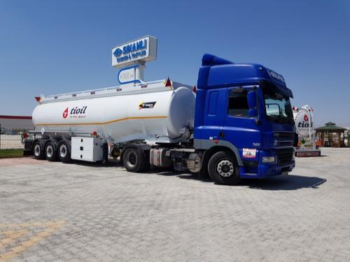 Fuel Tanker Semitrailer ADR
