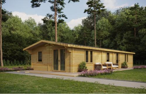 Mobile Home Wye 2Bedroom