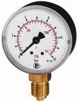 Standard pressure gauge, radial bottom, G 1/8, 0 - 25...