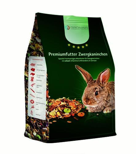 Verpackung für Tiernahrung