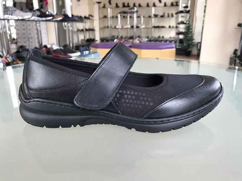 Женская кожаная ортопедическая обувь в розницу и оптом