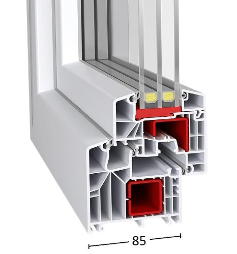 Id 8000 (Fenetres PVC Aluplast)