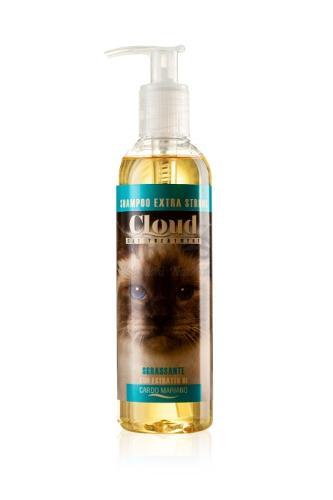 Cloud Shampoo Sgrassante per gatti
