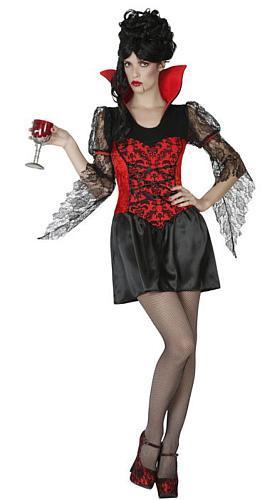 Costume vampire dame