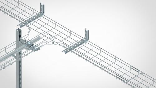 Supports et Accessoires chemins de câbles fil