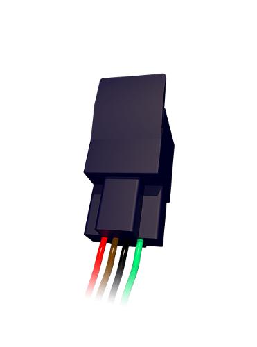 Interlock relay