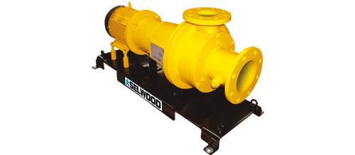 SELWOOD dry self-priming soiled water pumps