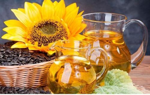 Refined Sunflower oil.