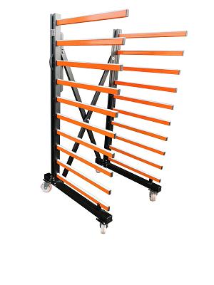 Kraf 7 - 780 mm Rack Lenght