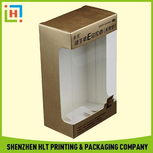 medicine art paper box