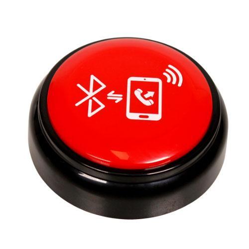 Bluetooth phone dialer botton