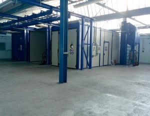 cabines de sablage grenaillage Eurotherm