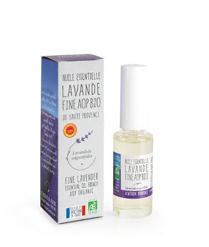 Huile essentielle de lavande fine AOP BIO Flacon spray 15 ml
