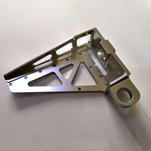 CNC machining Aluminum frame parts